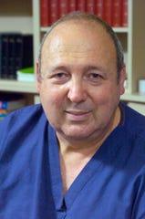 Dr. Wilson Asfora in 2009.