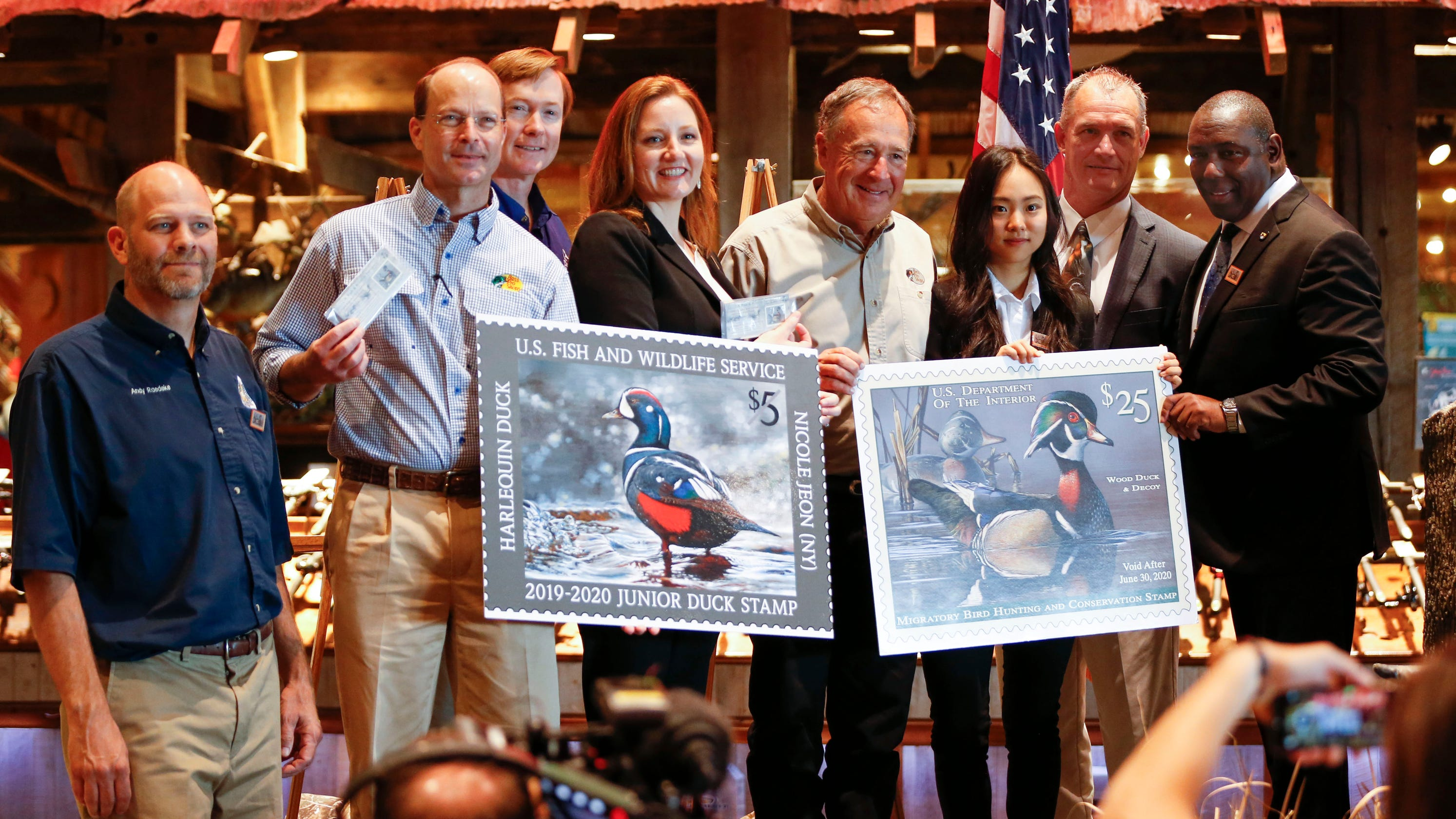 Best Duck Decoys 2020 Story behind the paintings: Duck Stamp winners revealed at Bass Pro