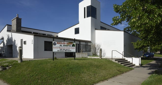 Central Minnesota Islamic Center, 390 Fourth Ave. S in St. Cloud pictured Friday, June 28, 2019.