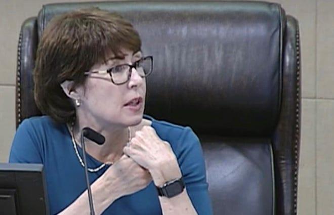 Independent Ethics Board member Gwen Graham