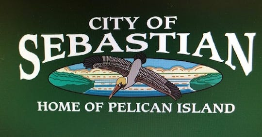 The city of Sebastian's new logo will grace new signs around town by the end of the year. All the signs but one, of course.