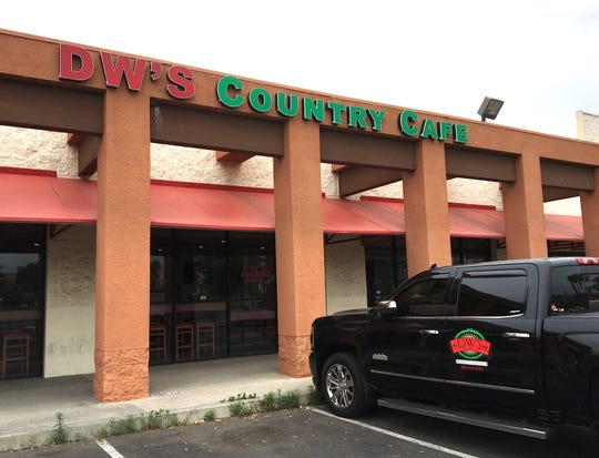 DW's Country Cafe reopened Monday at 2855 Johnson Drive, Suite J, in Ventura's Gateway Village.  The family-owned restaurant was forced to close at its original location in April 2018 to make way for a Starbucks drive-thru.