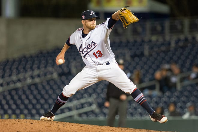 Newbury Park High graduate Jimmie Sherfy was selected to the Triple-A All-Star Game this week for the second time. The closer for the Reno Aces leads the Pacific Coast League with 12 saves.