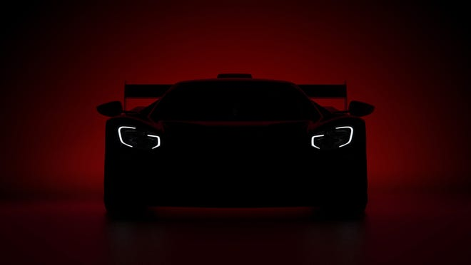 """Ford is set to unveil """"exciting"""" GT supercar at UK car festival."""