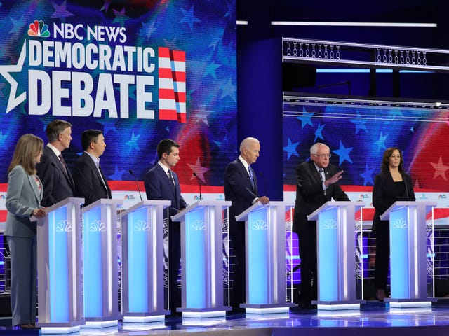 Democratic debate 2019, Night 2: Live coverage of the presidential