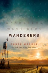 """""""Wanderers,"""" by Chuck Wendig."""