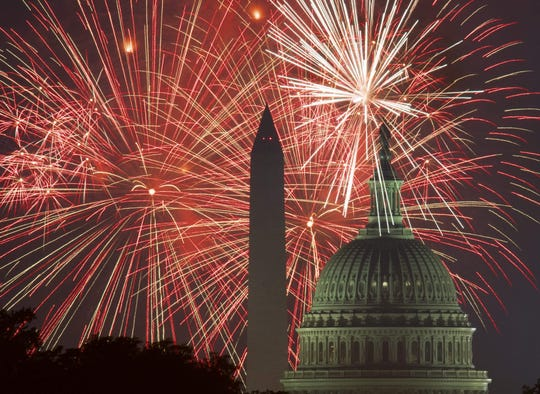 The U.S. Capitol will be hosting its annual Fourth of July celebration.