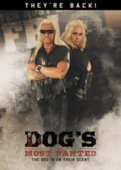 """The promotional poster for WGN's """"Dog's Most Wanted."""""""