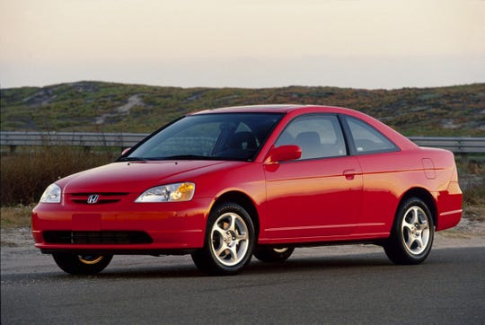 Honda is recalling 1.6 million cars to replace airbags.