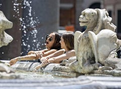 It was the hottest summer on record for the Northern Hemisphere