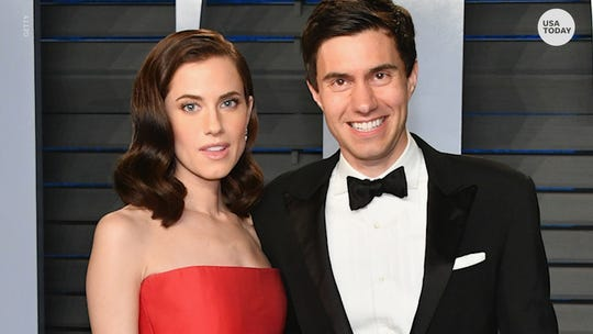 Allison Williams and husband Ricky Van Veen split ahead of fourth wedding anniversary
