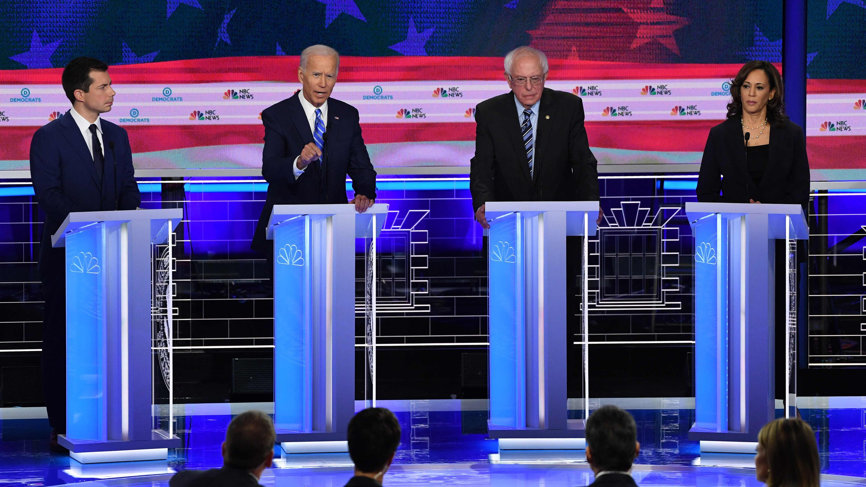Democratic Debates Grading The 2020 Candidates Vying To