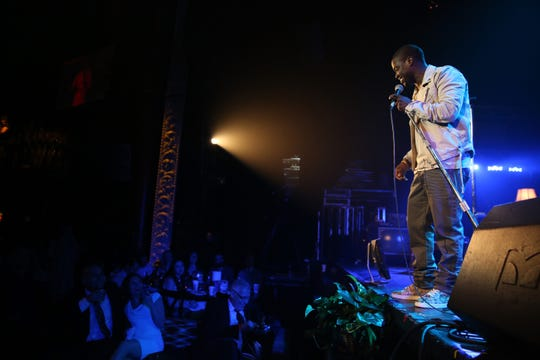 Kevin Hart performs in Hollywood in this 2013 file photo.
