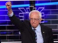 Ben & Jerry's co-founder announces new Bernie Sanders-inspired ice cream