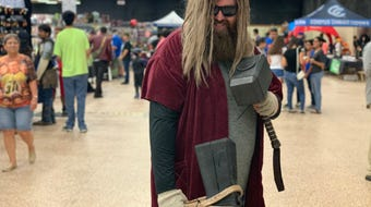 Hundreds of nerds and geeks gathered at the third annual Corpus Christi Comic Con on Saturday, June 29, 2019.