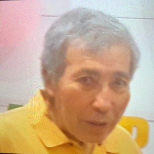 Linden Police are searching for Alfredo Ato, 75, who suffers from Alzheimer's, according to police.