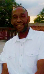 Earl Caldwell, 41, died Friday after he was shot outside his home in the middle of the day.