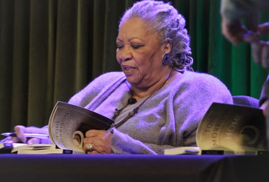 Toni Morrison, 88, is the subject of a new documentary.