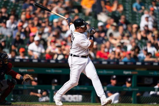 Miguel Cabrera's offensive struggles, brought on by injury, are a symbol for the 2019 Tigers' hitting woes.