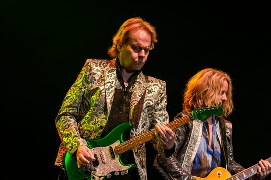 Styx will be the headlining act at Summerfest's BMO Harris Pavilion July 1.
