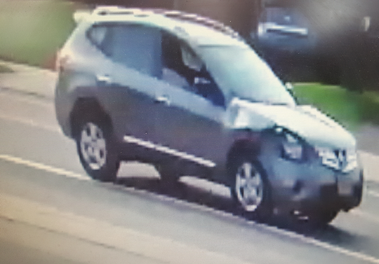 Police are searching for this vehicle suspected in a fatal hit-and-run in Madison June 28, 2019.