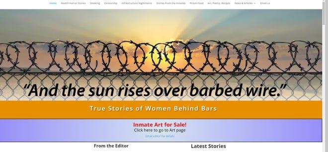 Screenshot of PerryvilleWomen.com
