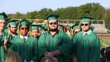 Scenes from the Franklin D. Roosevelt High School's 2019 commencement ceremony on June 28, 2019.