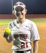 Miles High School's Skyler Brooks was named first-team all-state shortstop by the Texas Sports Writers Association June 30, 2019.