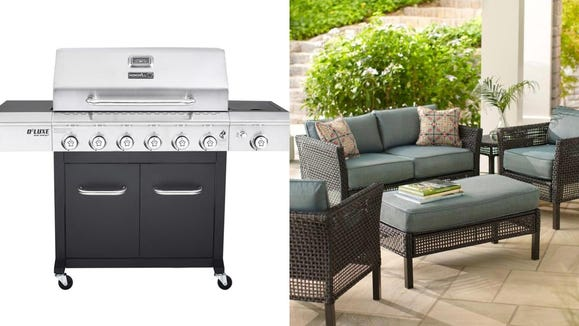 Give your patio the upgrade it needs, and save while you're at it.