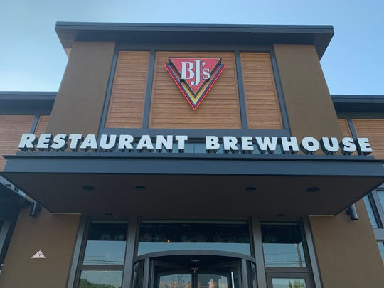 BJ's Restaurant & Brewhouse opens July 1, 2019 at the Ocean County Mall in Toms River.