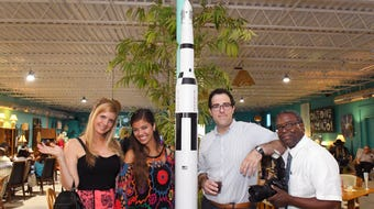 The Florida Today Space Team invites you to come out and play with us! Join us at Playalinda Brewing Company for space trivia, beer and prizes!