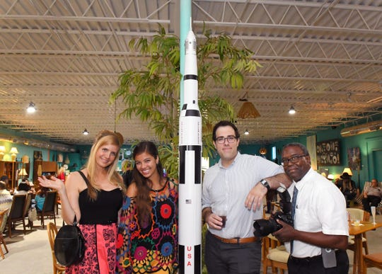 Members of the FLORIDA TODAY Space Team are Rachael Joy, Antonia Jaramillo, Emre Kelly, and Craig Bailey.