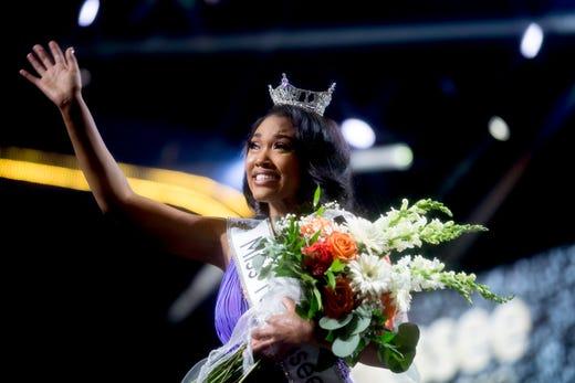 Miss Tennessee 2019: Miss Greene County Brianna Mason wins