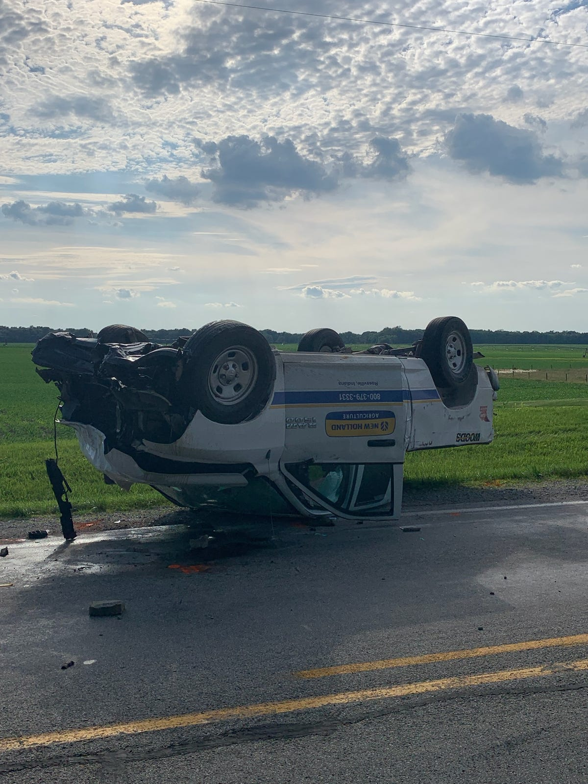 Driver of Pontiac G6 killed in car crash near Delphi