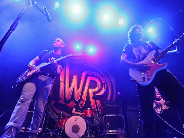 Louisville's White Reaper is the 'World's Best American Band'
