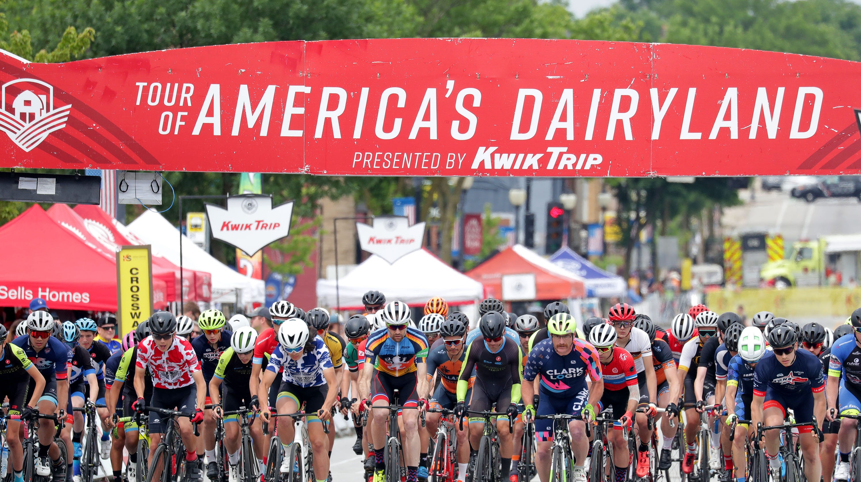 The Tour of America's Dairyland bike racing series is back this summer with several Milwaukee area stops