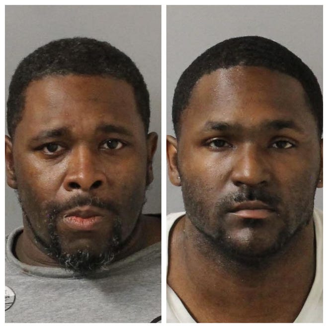 Nashville police arrested Randall Gilmer and Demario Maxwell on drug charges on June 28, 2019