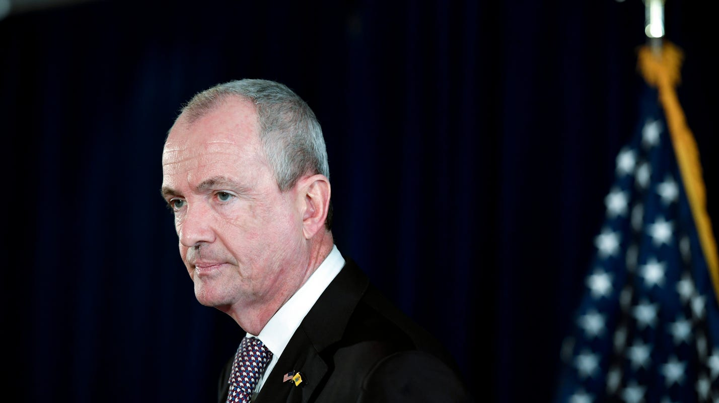 Phil Murphy says fired worker's social media posts offensive, declines hiring questions