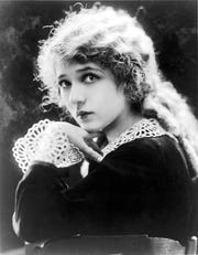 Mary Pickford, one of the first movie stars known to the public by name