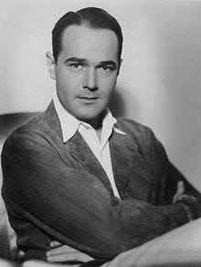 Openly gay Hollywood star William Haines rejects 'lavender marriage'; turns back on fame for design