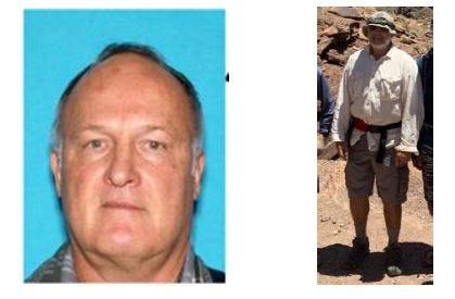 Peter Schwab was last seen on June 28, 2019.