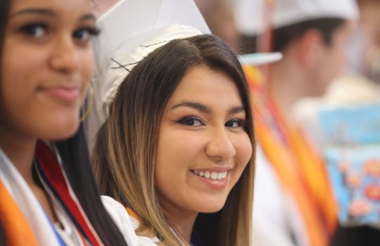 Spring Valley High School held its graduation at Rockland Community College June 30, 2019.