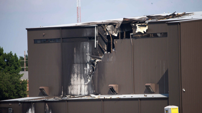 Texas plane crash: 10 killed in fiery wreck near Dallas