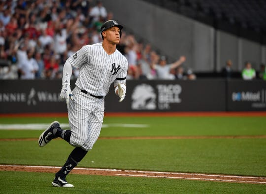 reputable site 9a782 625e9 MLB London Series: Yankees, Red Sox game like few others in ...