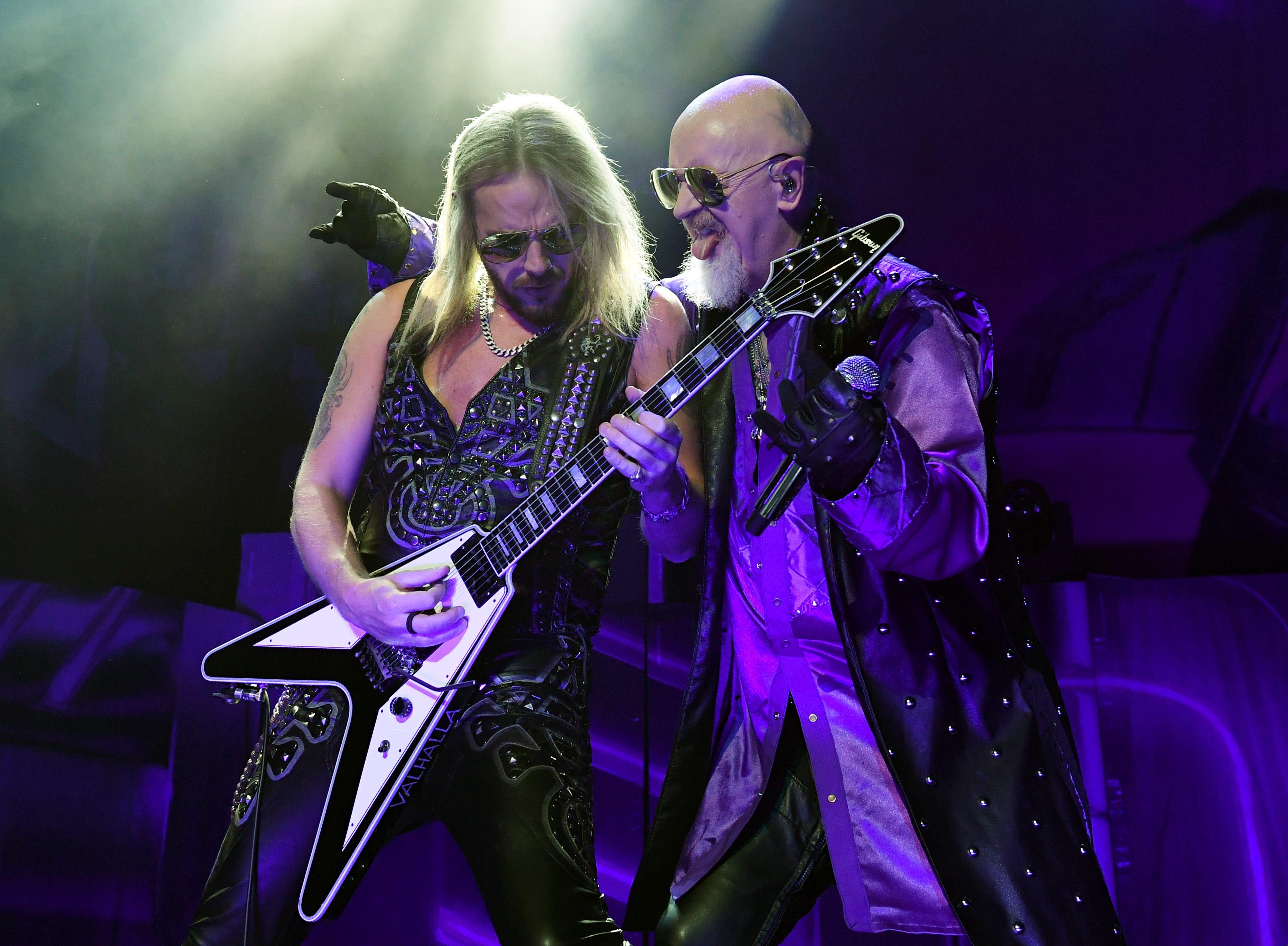 Judas Priest: Richie Faulkner hospitalized, tour postponed in the US