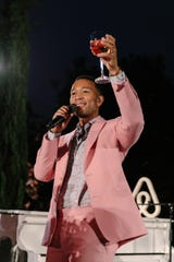 Singer John Legend says personal enjoyment and passion for wine led him to create LVE Wines.