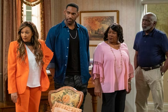 """Family Reunion"" stars Tia Mowry-Hardrict from ""Sister, Sister"" and debuts on Netflix on July 10."