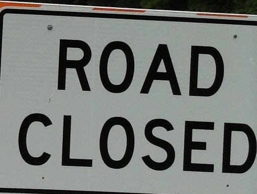 Heavy rains early Monday have caused some Avoyelles Parish roads to be closed.
