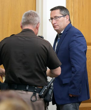 Jason LaVigne, 47, was sentenced Friday to five years in prison in Marinette County. In a separate case, LaVigne was sentenced in June to five years in prison in Outagamie County, where he was found guilty of sexually assaulting a student about two decades ago.