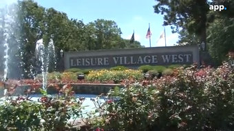 A SWAT team was dispatched to Leisure Village West in Manchester following reports of an injured person.